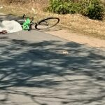 Cyclist died in Road accident in Sarbahal of Jharsuguda