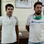 Jharsuguda police arrested two-person for Committing fraud of Rupees 12 crore