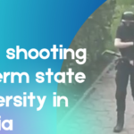 Mass shooting at Perm State University in Russia